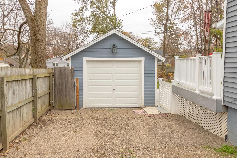 619 N Hagadorn Rd - Garage - 5