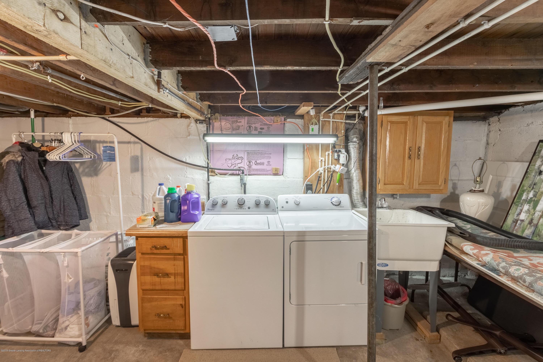 619 N Hagadorn Rd - Laundry Room - 20