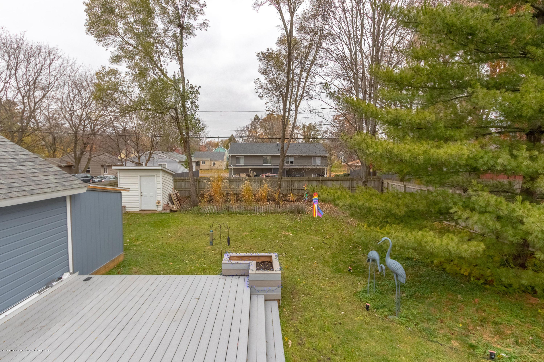 619 N Hagadorn Rd - Deck View - 22
