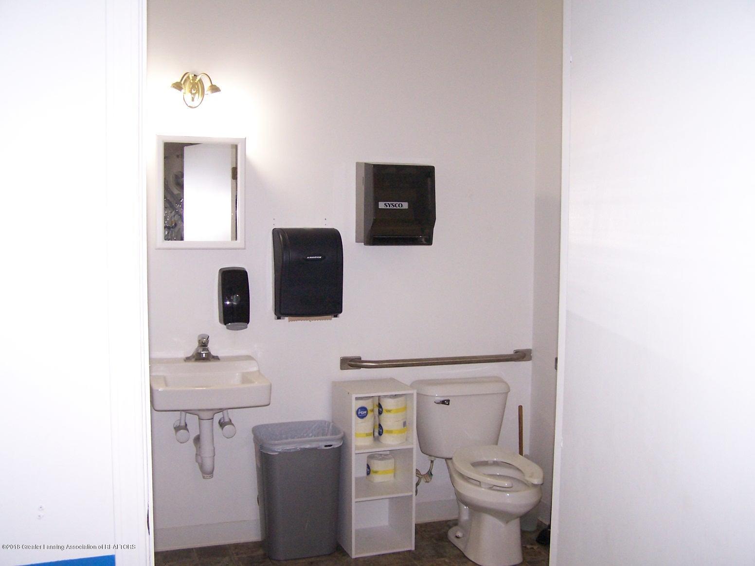 125 N Main St - South Half of Building Restroom - 30