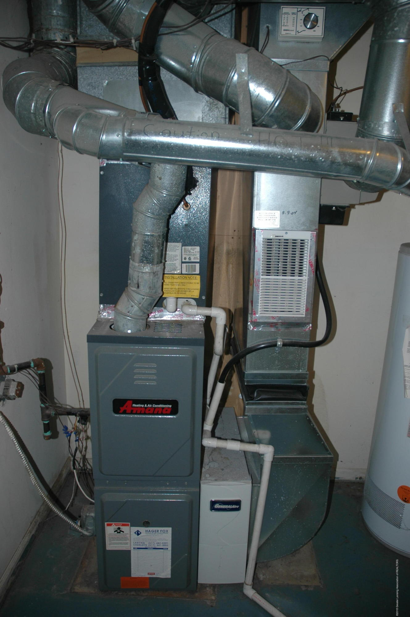 1909 Maple Shade Dr - Furnace - 20