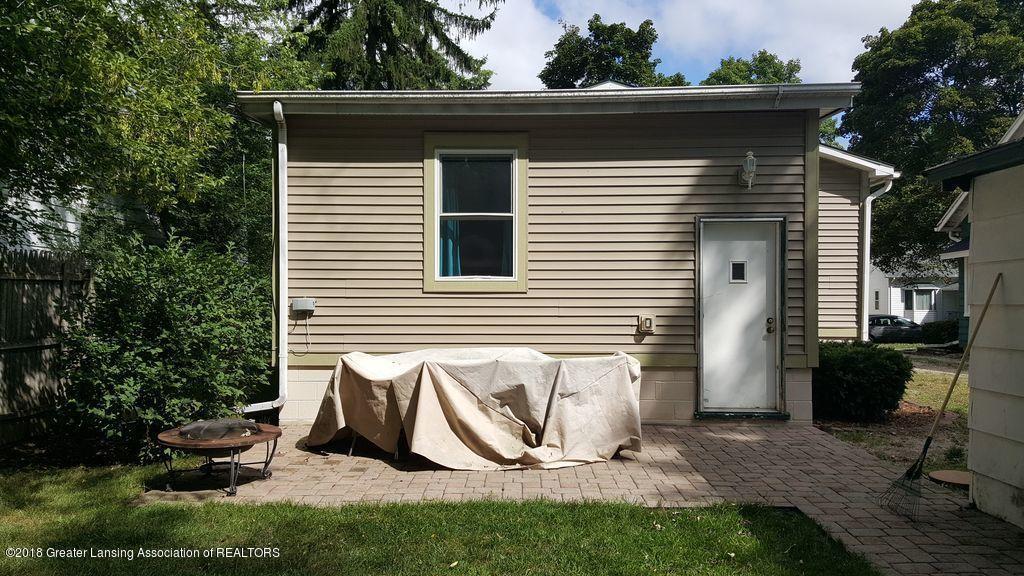 620 Irvington Ave - Back Patio - 21