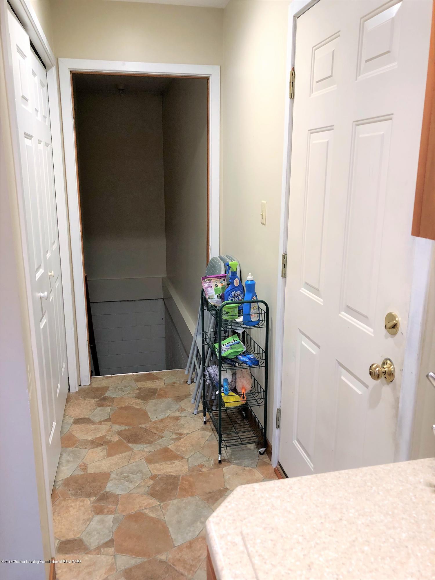 341 S Eifert Rd - Door to basement - 11