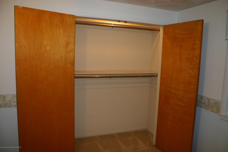 1927 Vassar Dr - Bedroom 3 closet - 29