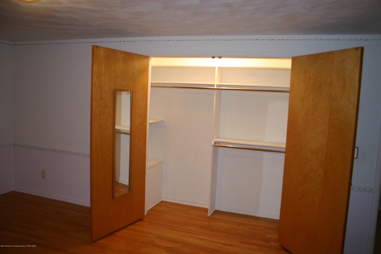 1927 Vassar Dr - Bedroom 4 closet - 31