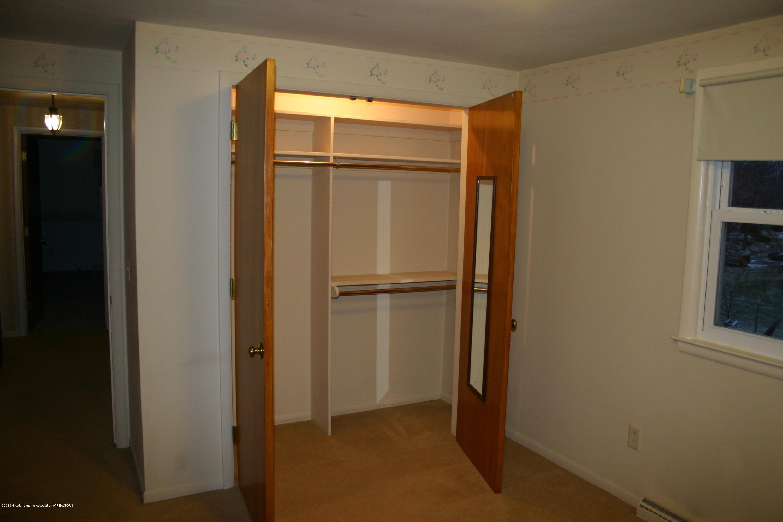 1927 Vassar Dr - Bedroom 2 closet - 27