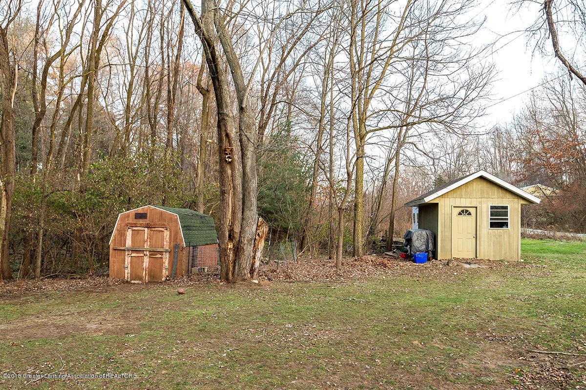 4850 Meridian Rd - backyard - 3
