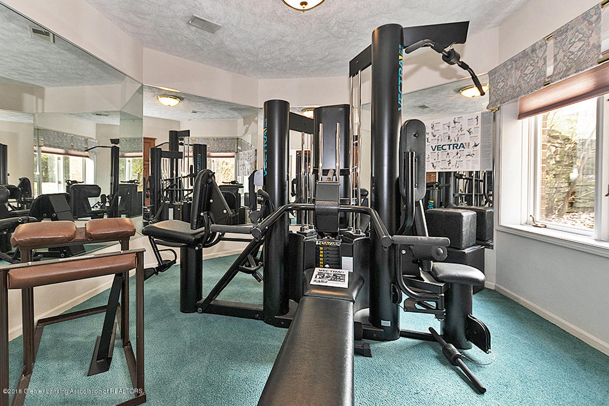 3801 Chippendale Dr - EXERCISE ROOM - 22