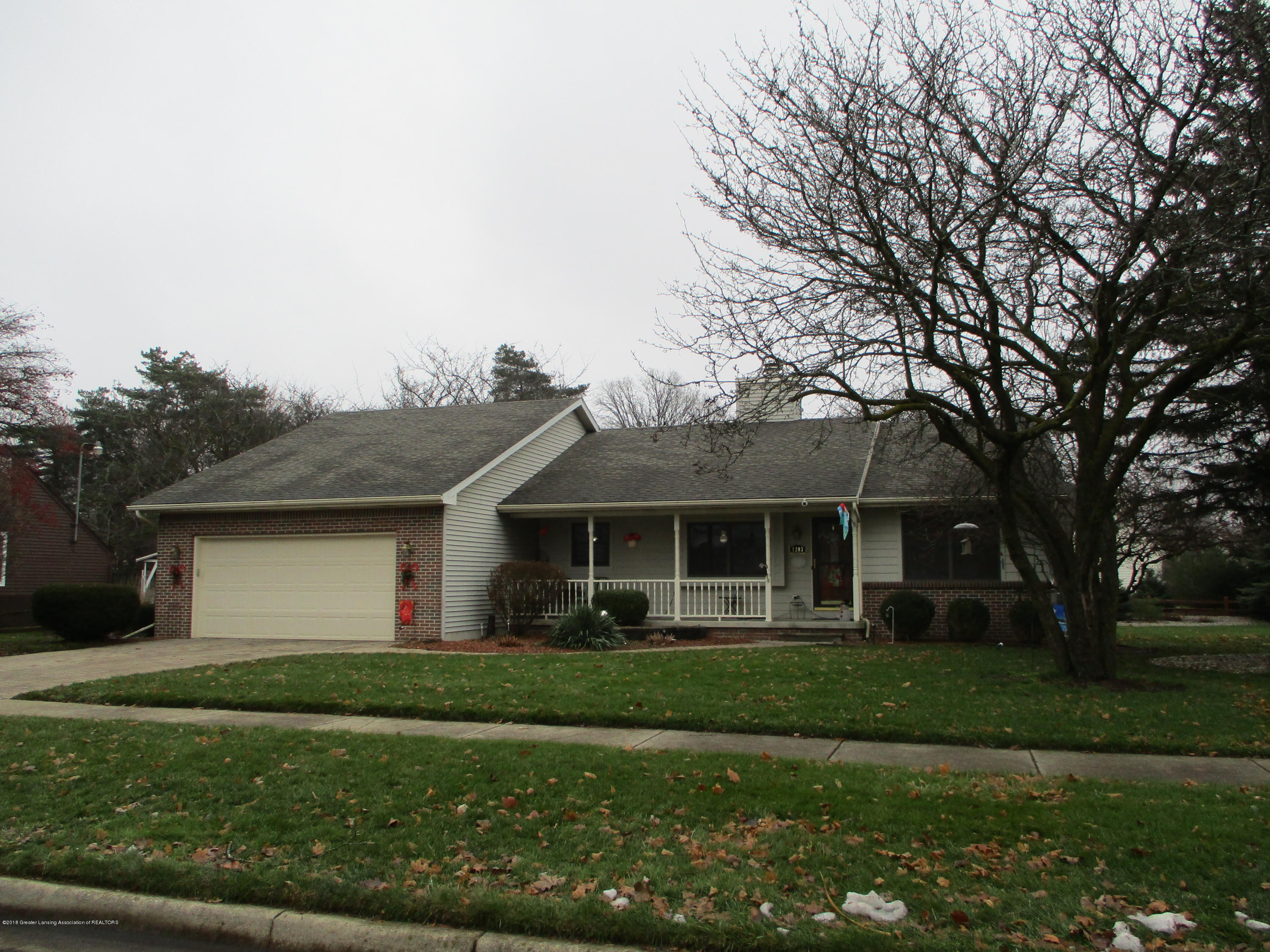 1203 Hampshire Dr - STREET VIEW - 1