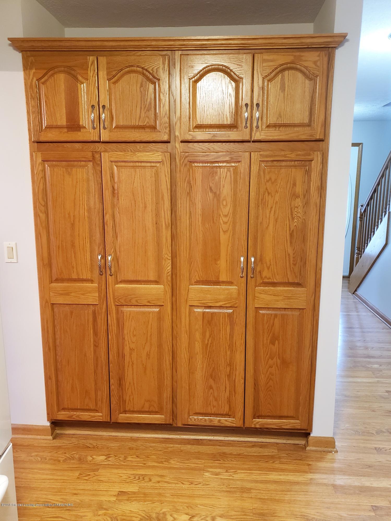 2438 Barnsbury Rd - Large Pantry Cabinet - 25