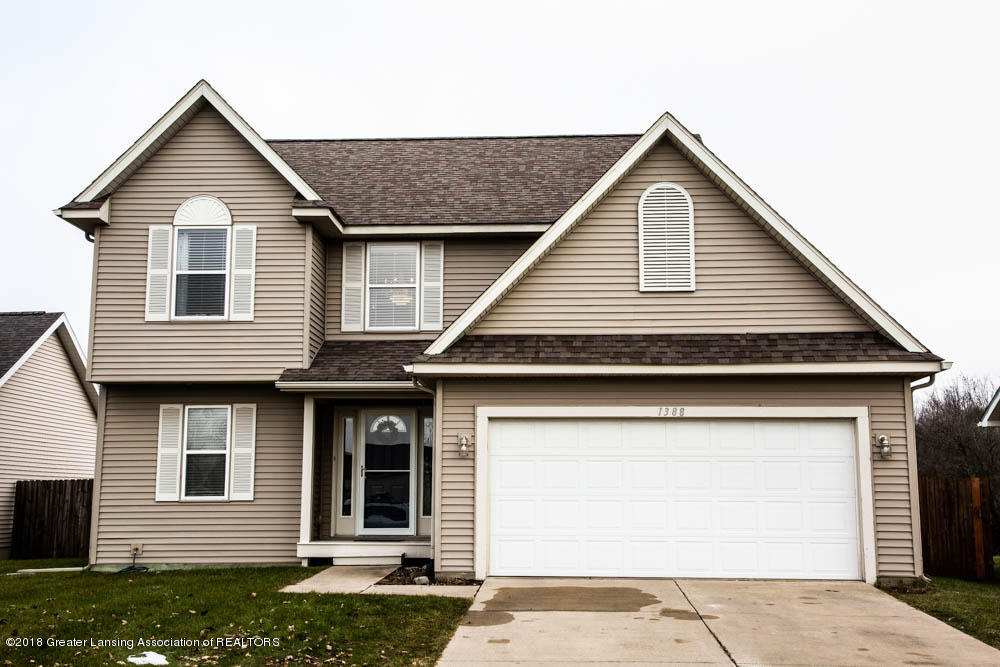 1388 Yarrow Dr - Front - 1