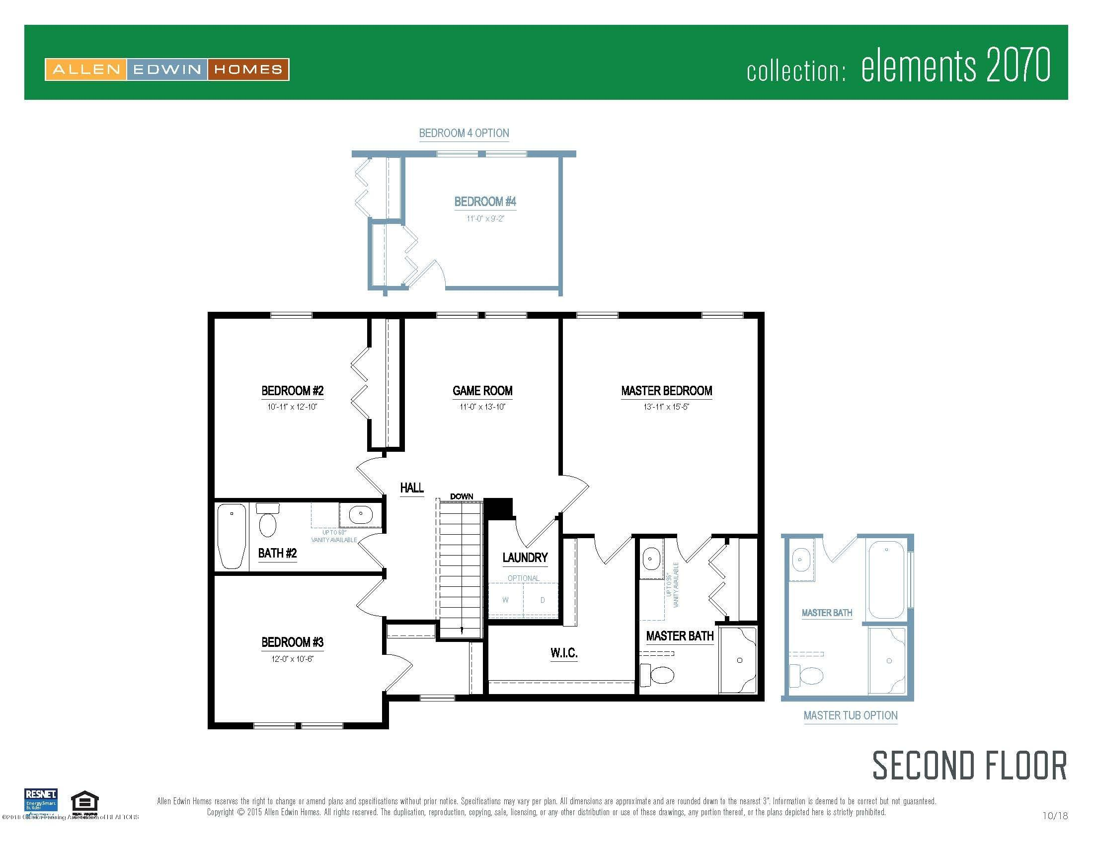 1780 Merganser Dr - Elements 2070 V8.0a Second Floor - 21