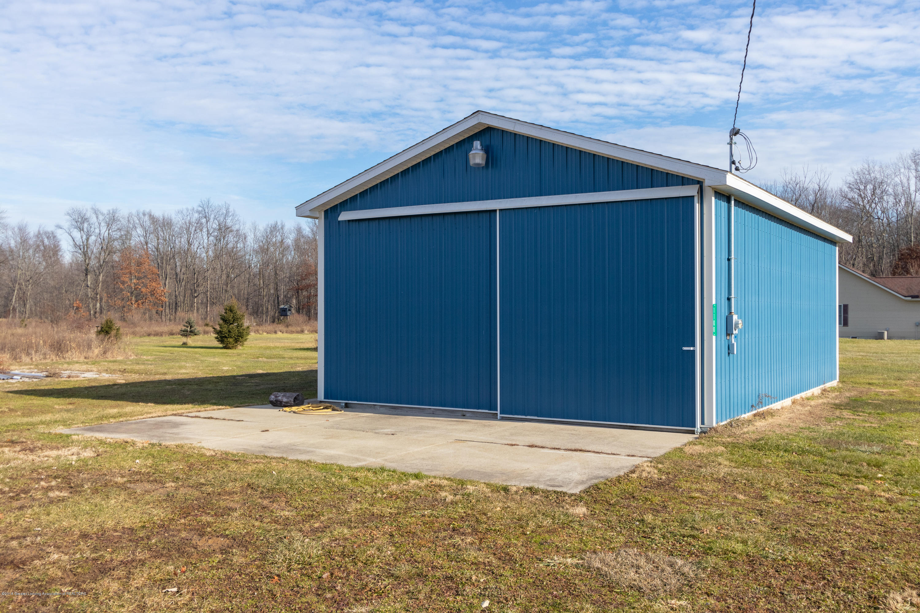 1100 Maplegrove Rd - Pole Barn - 2