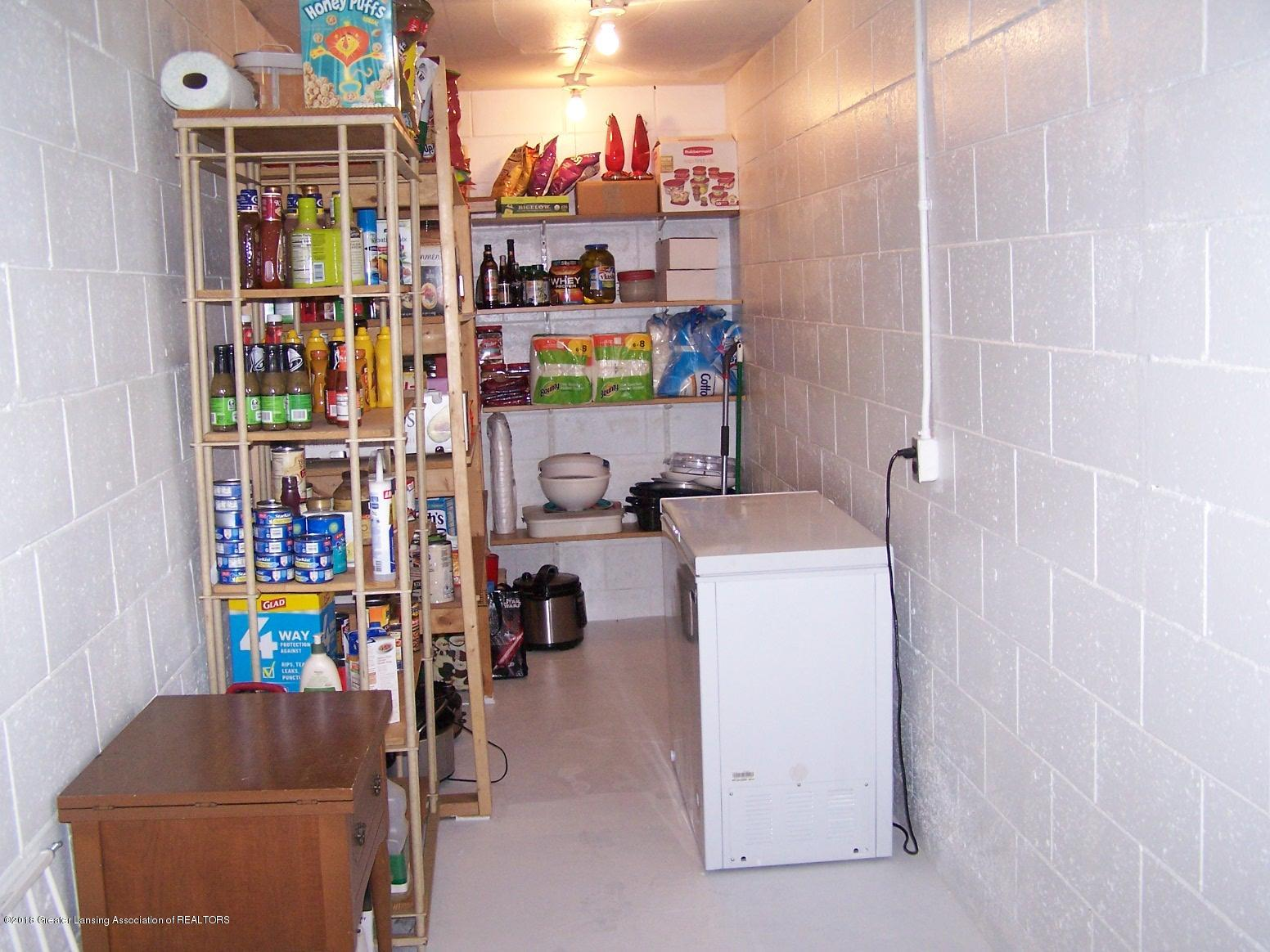 805 Raeburn Rd - Storage room in the Basement - 35