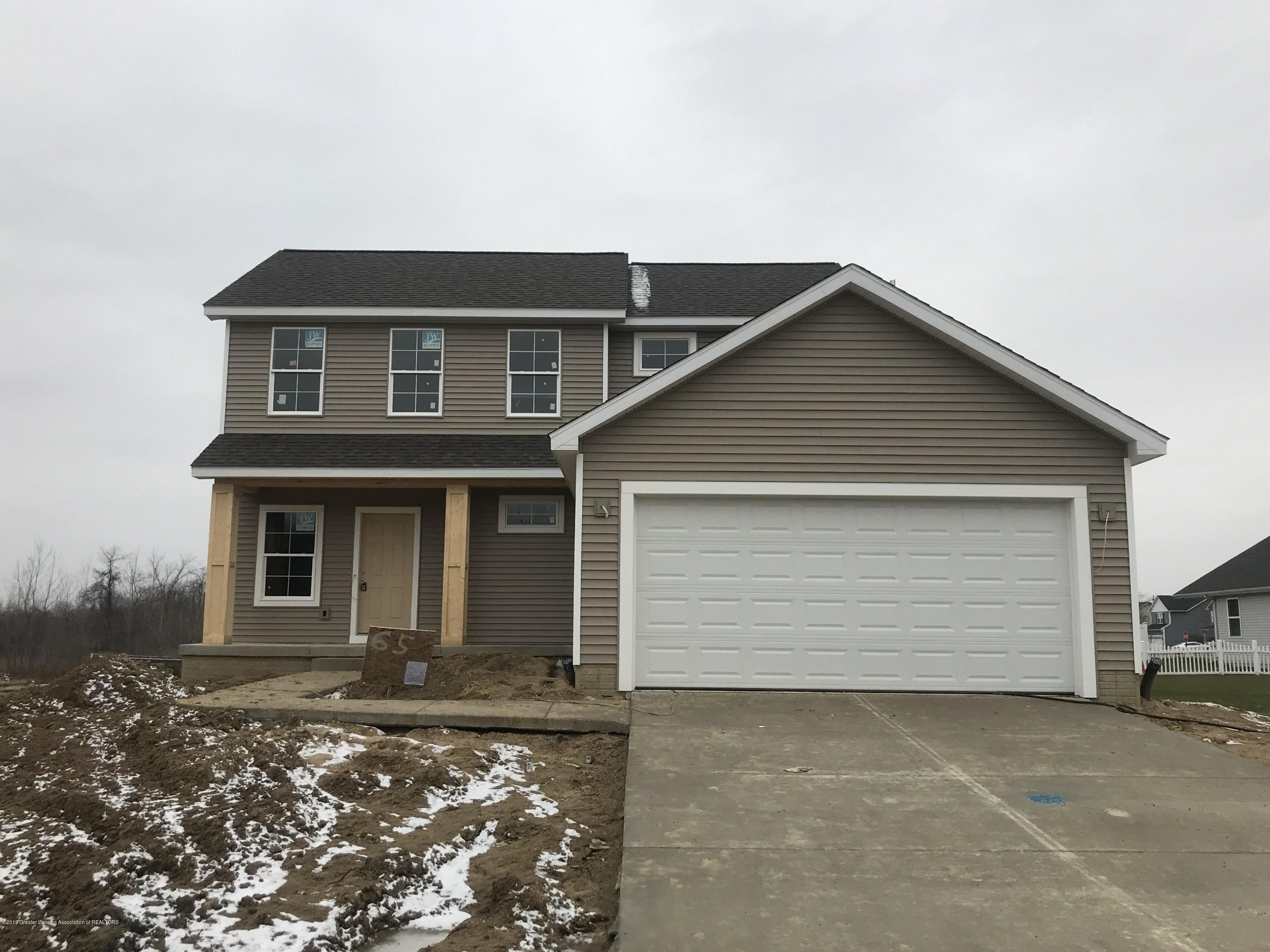 1161 Bluestem Ct - Front - 1