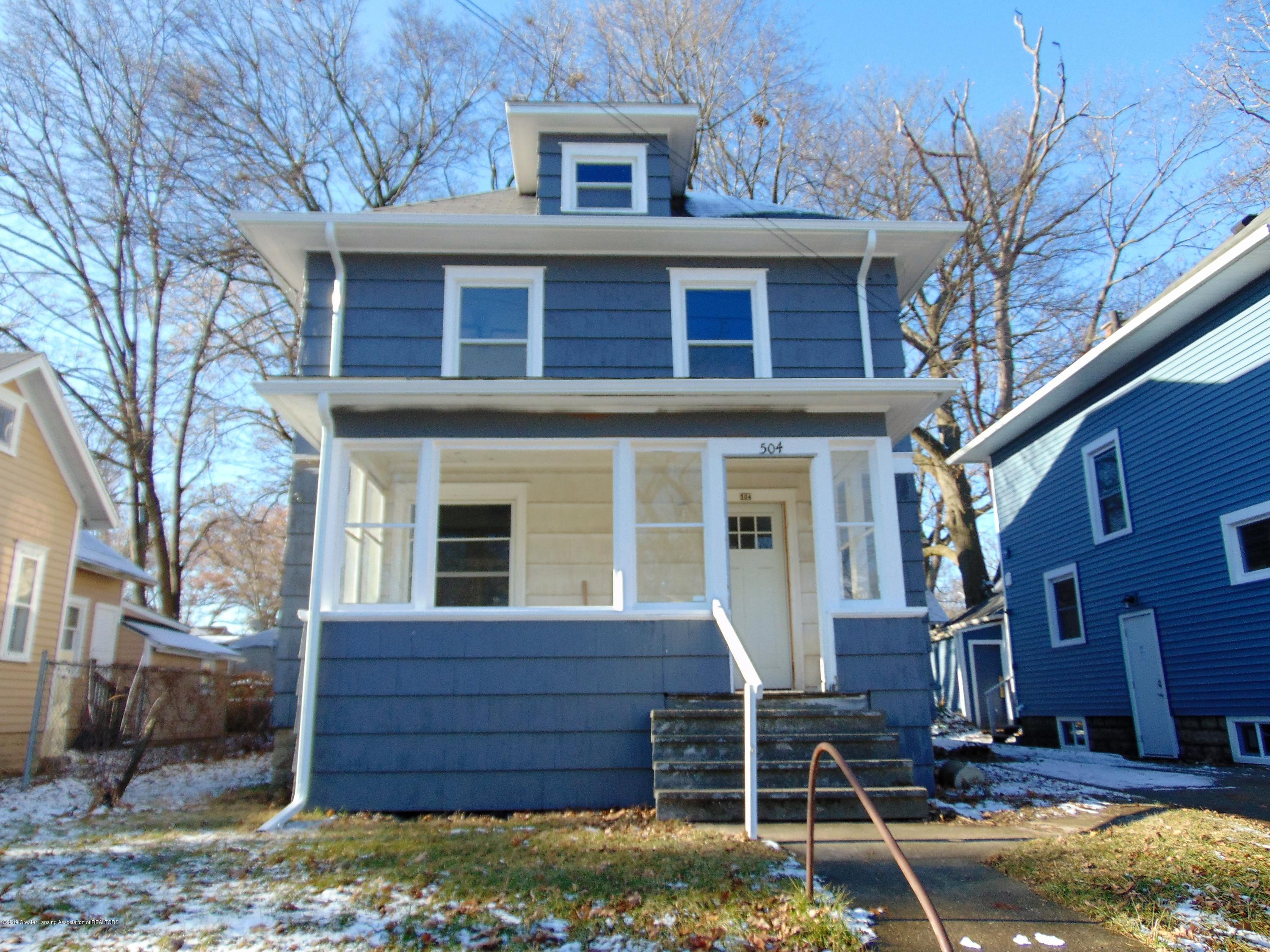 504 S Holmes St - 504 Holmes front photo - 1