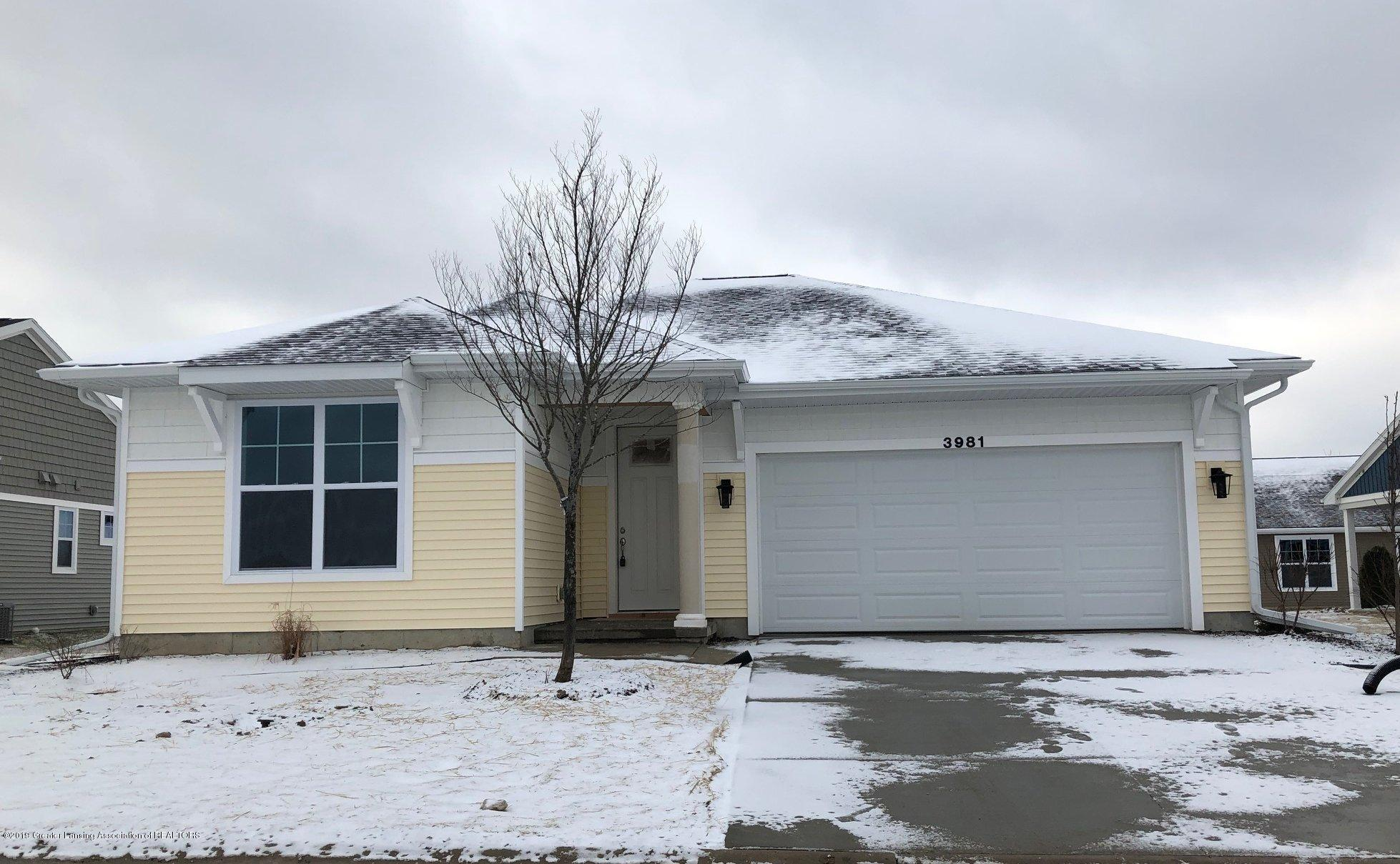 3981 Gallop Rd - Front 46FP - 1