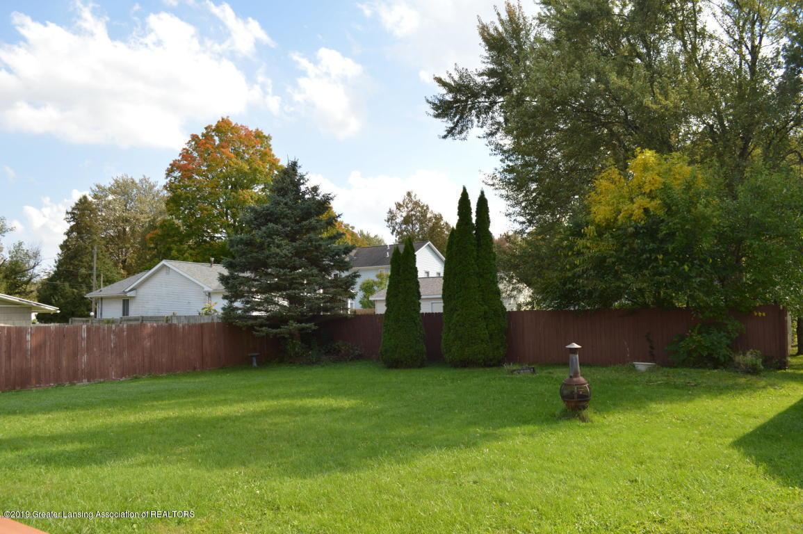 4567 Holt Rd - Back Yard - 25