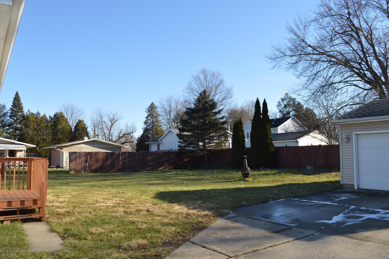 4567 Holt Rd - Back Yard - 24