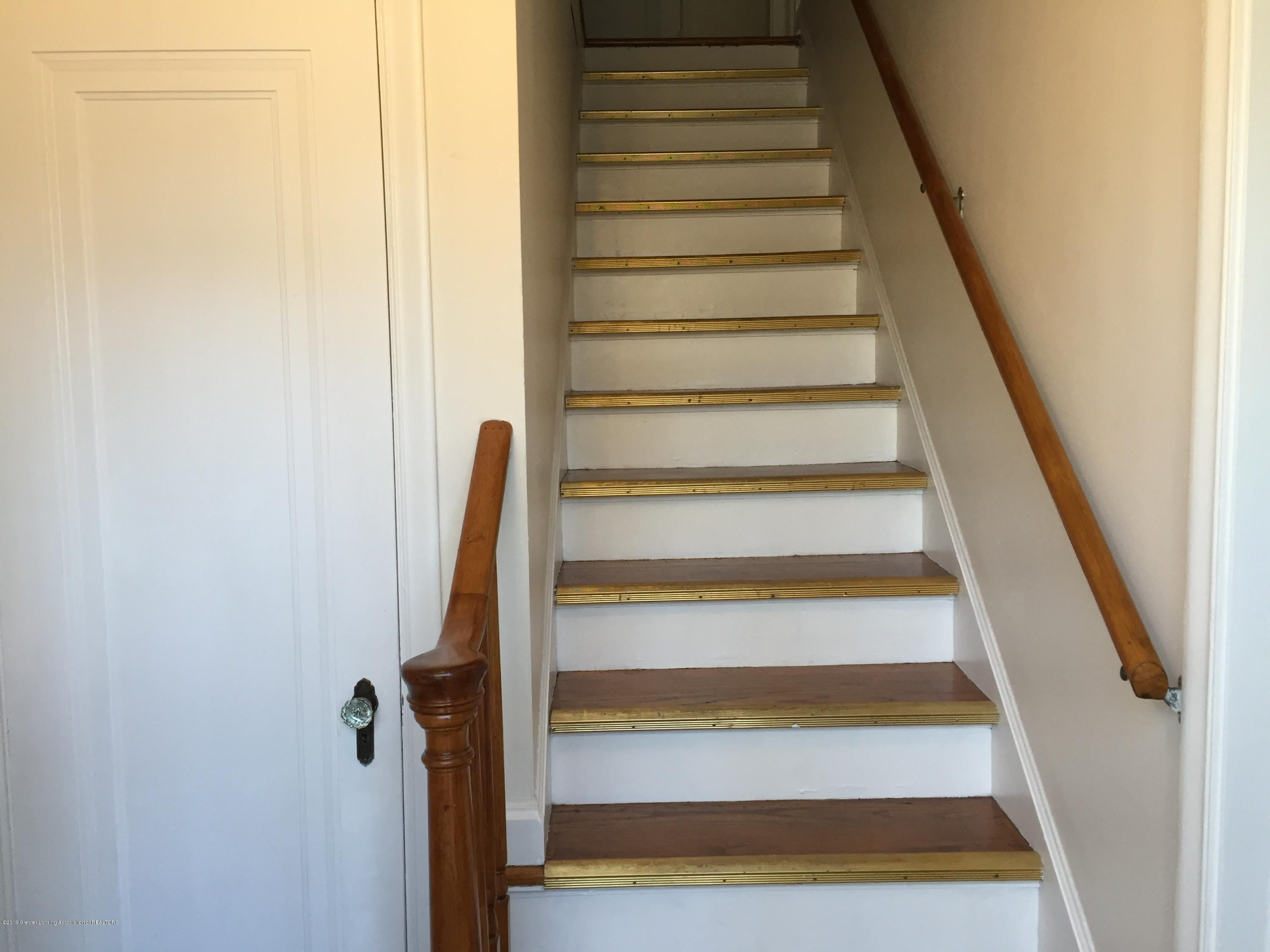 240 Orchard St - 13 Stairs to 2nd Level - 12