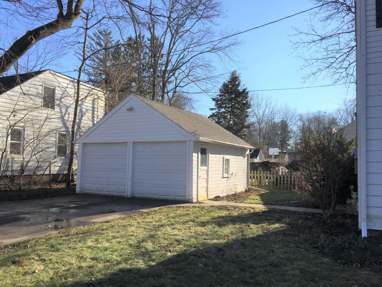 240 Orchard St - 27 Garage - 27