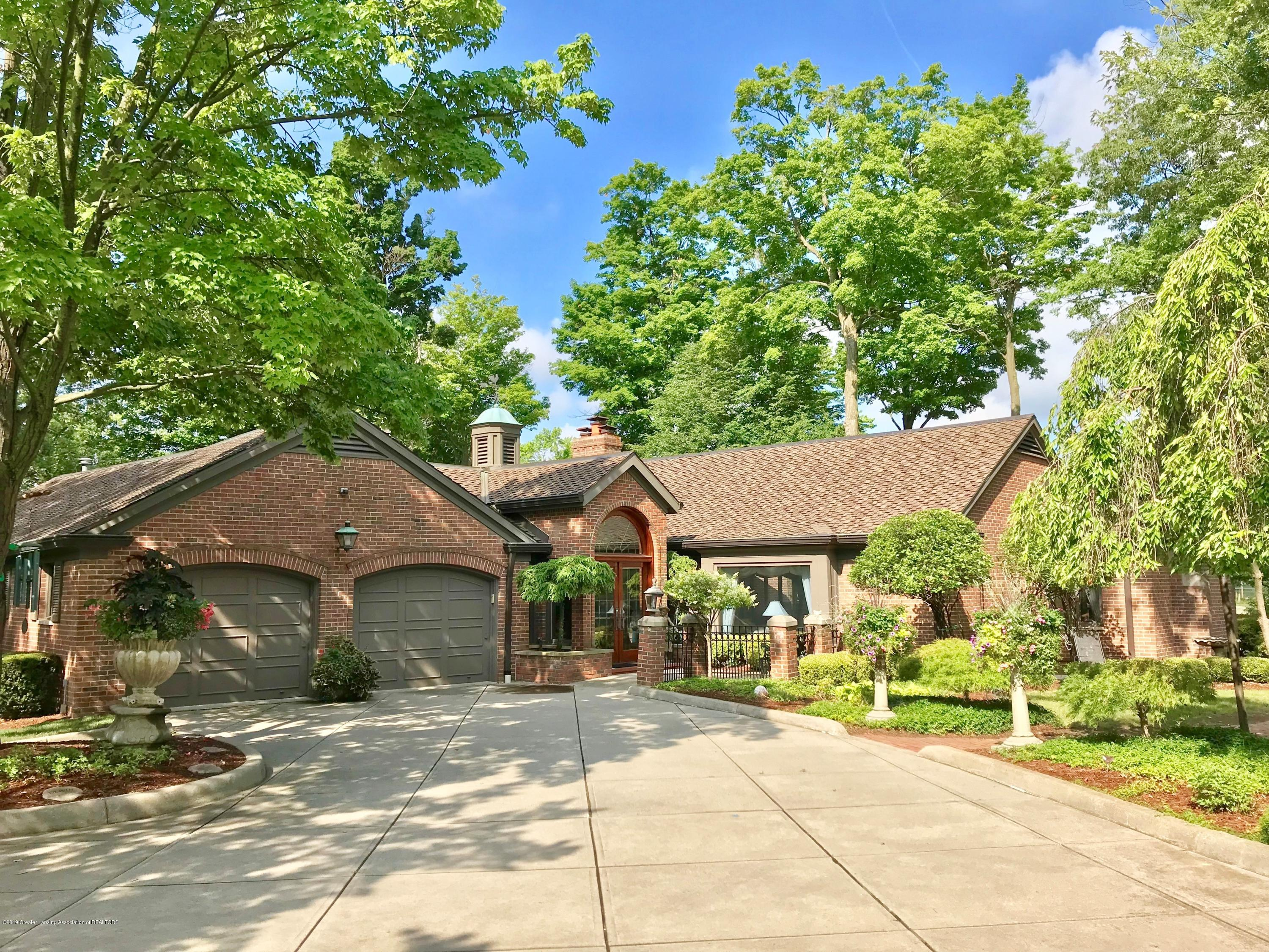 3315 Moores River Dr - Exterior Front - 1
