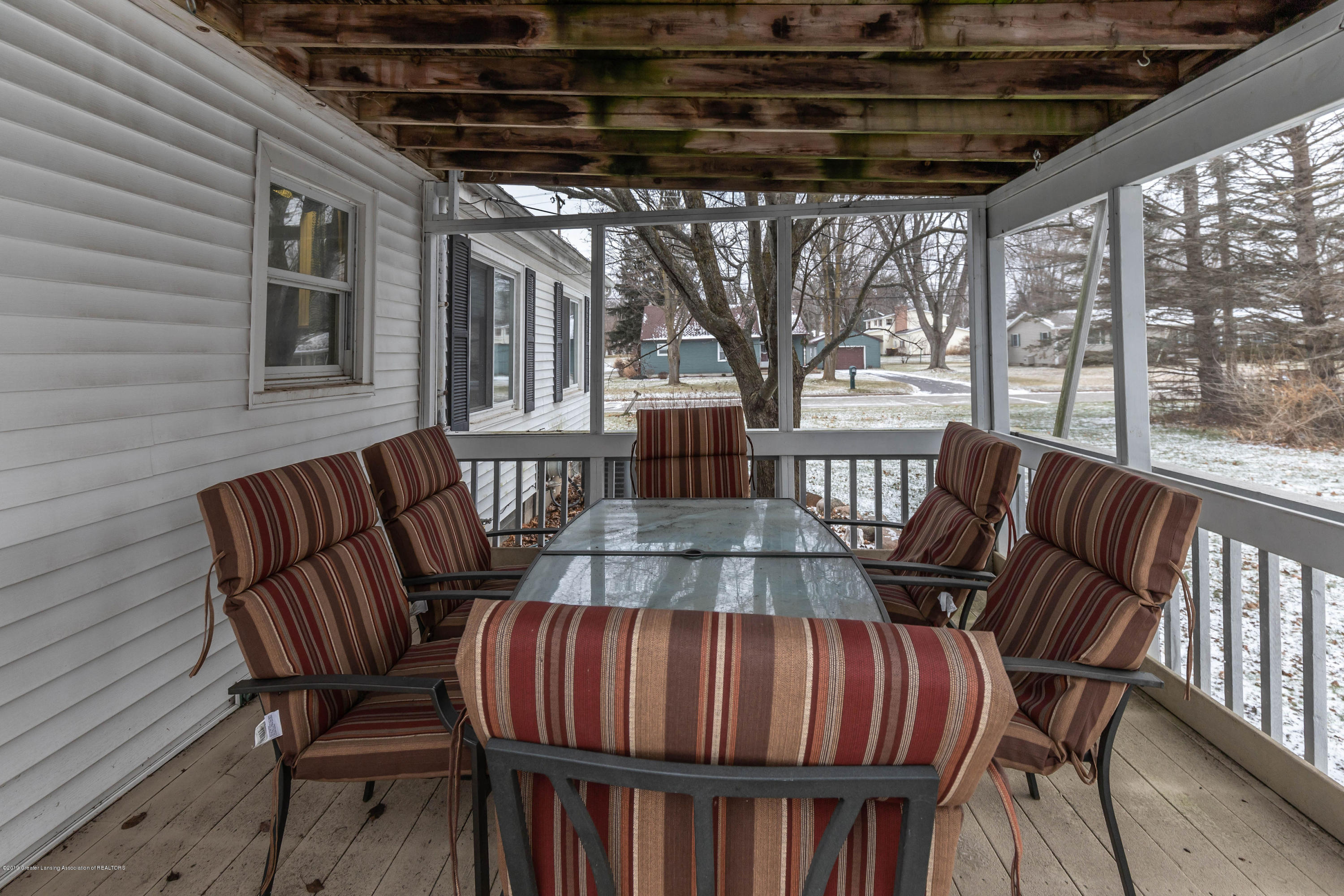 601 Cohalben St - Screened Back Porch - 21