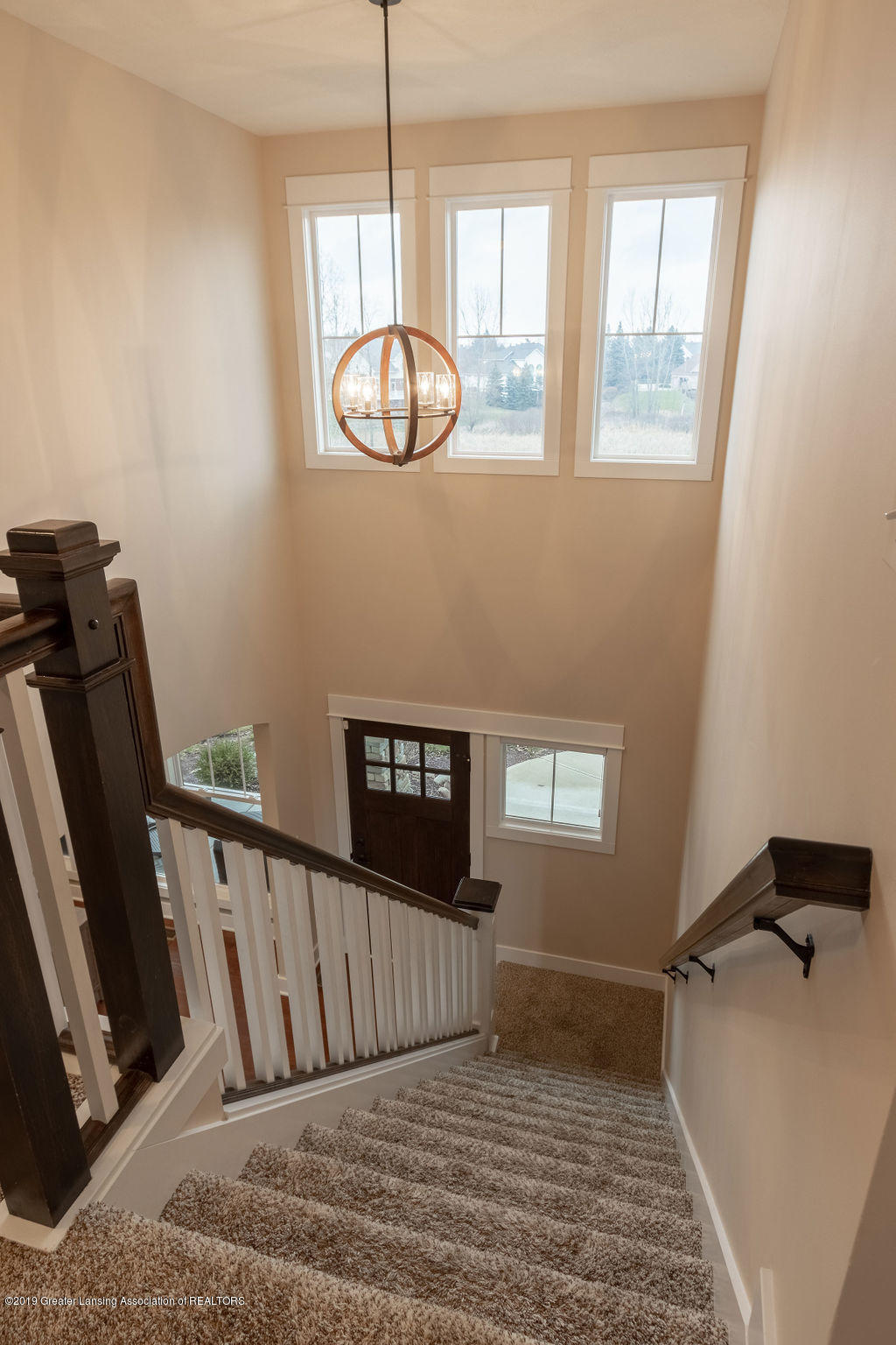 6103 Southridge Rd - view from upstairs - 44