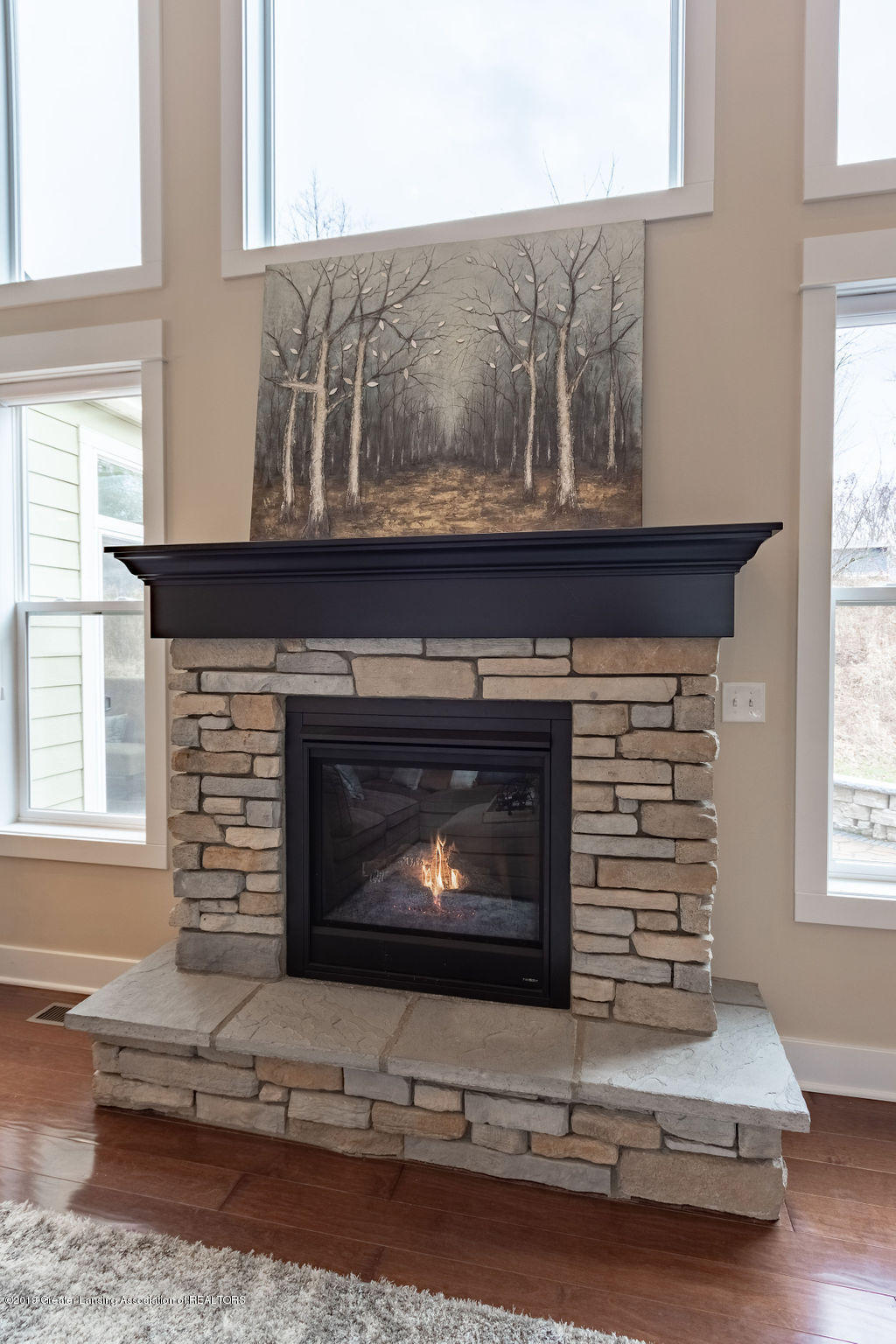 6103 Southridge Rd - gas fireplace - 23