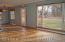Original wood floors in Living Room, Dining Room & Bedrooms. .