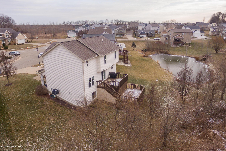 3723 Meijer Ct - Aerial Yard View - 43