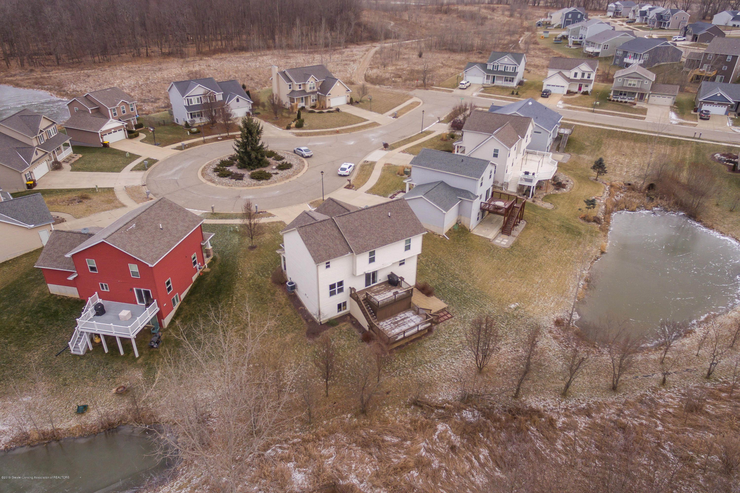 3723 Meijer Ct - Aerial View - 44