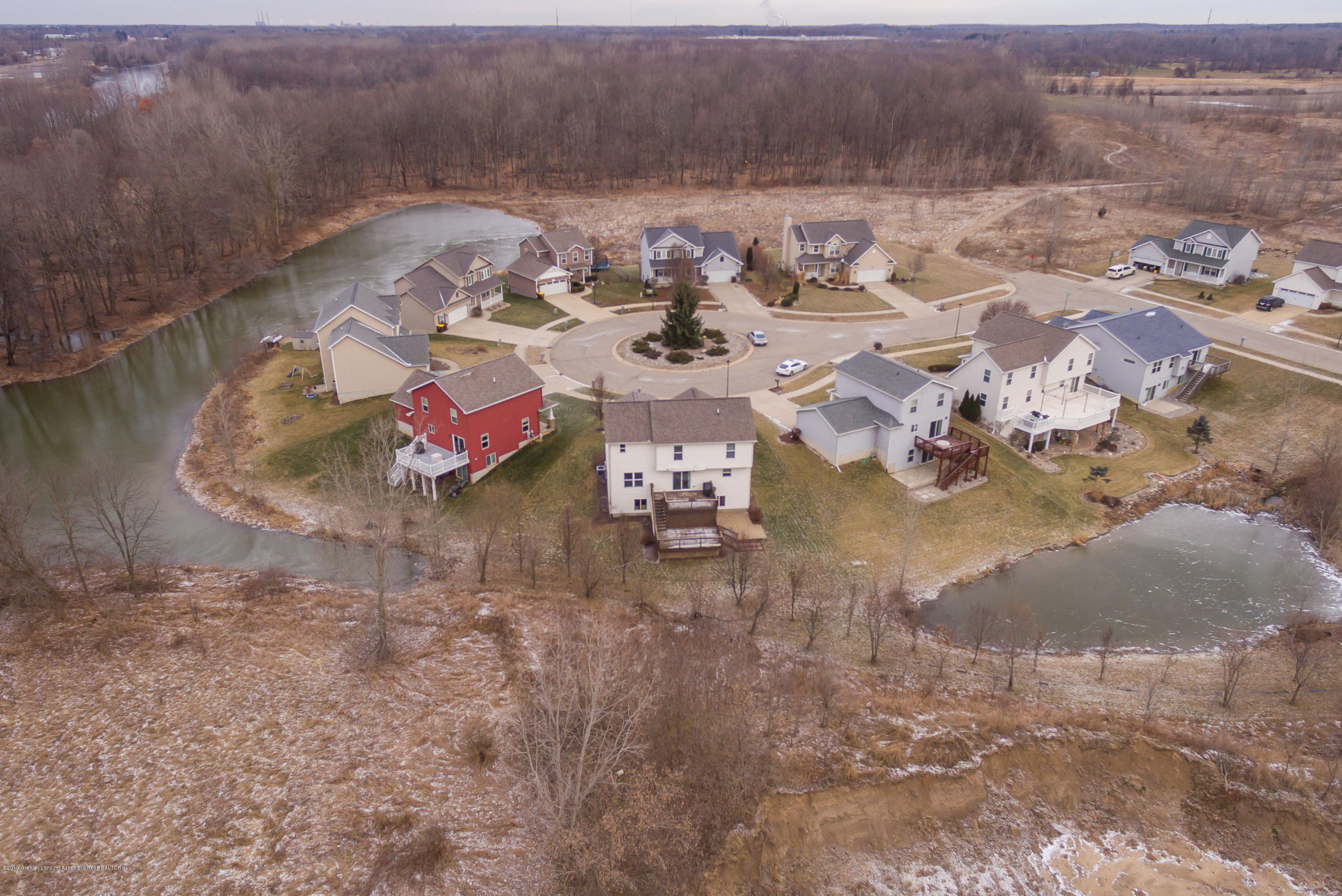 3723 Meijer Ct - Aerial View - 45