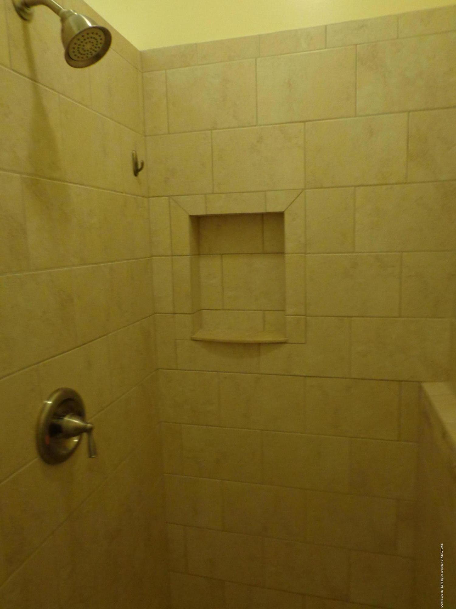 6230 Hilltop Ct 6 - lower level ceramic tile shower - 21