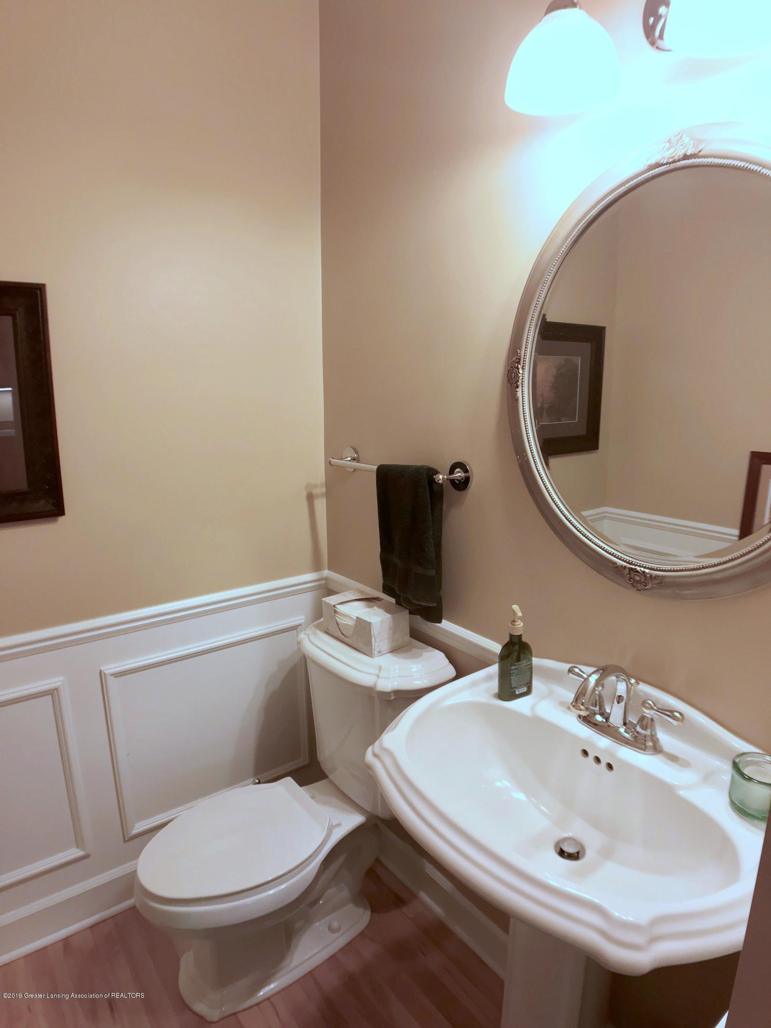 6430 Quail Ridge Ln - Main Floor Half Bath - 33