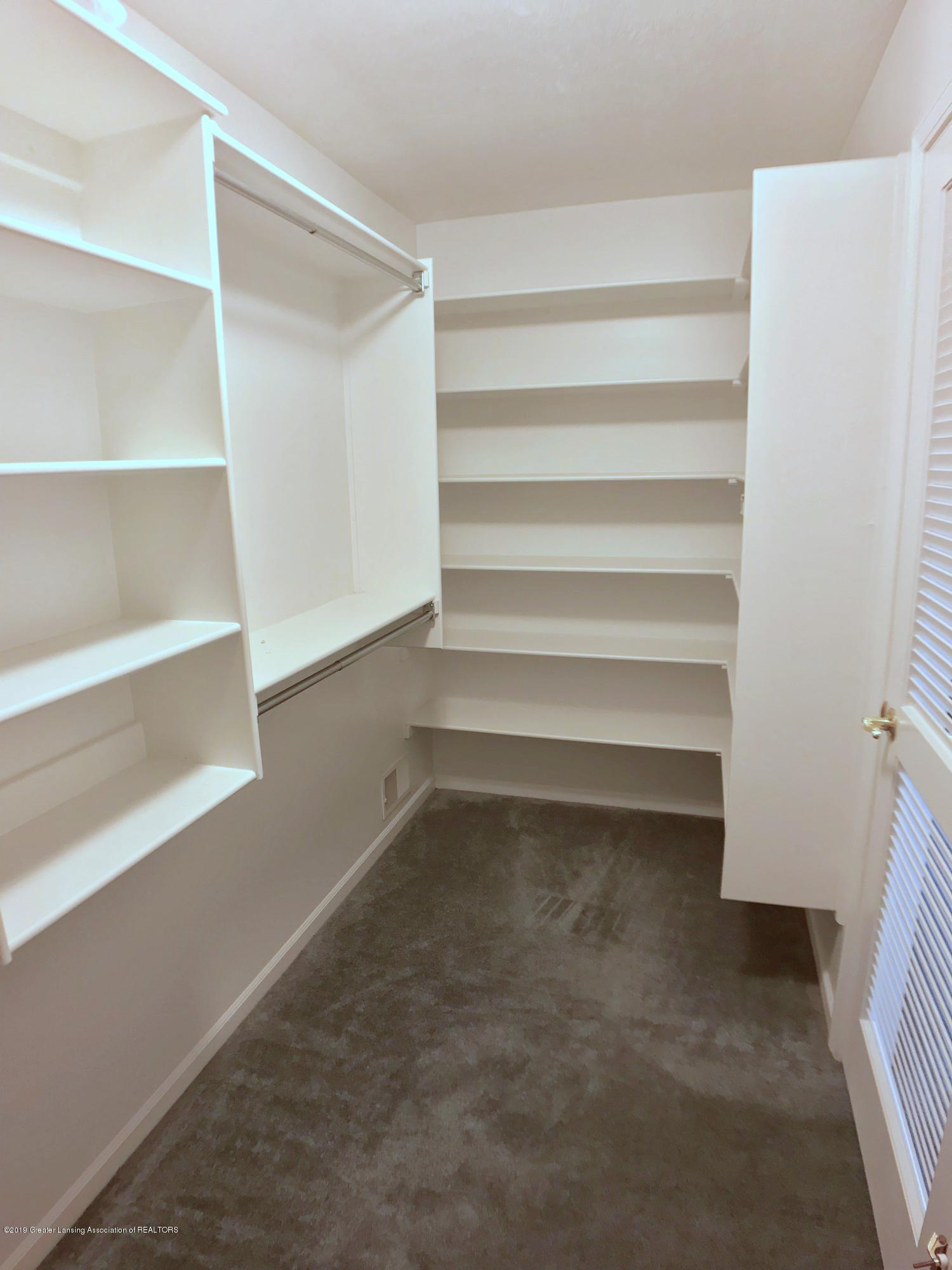 6430 Quail Ridge Ln - Second Unit Closet - 51
