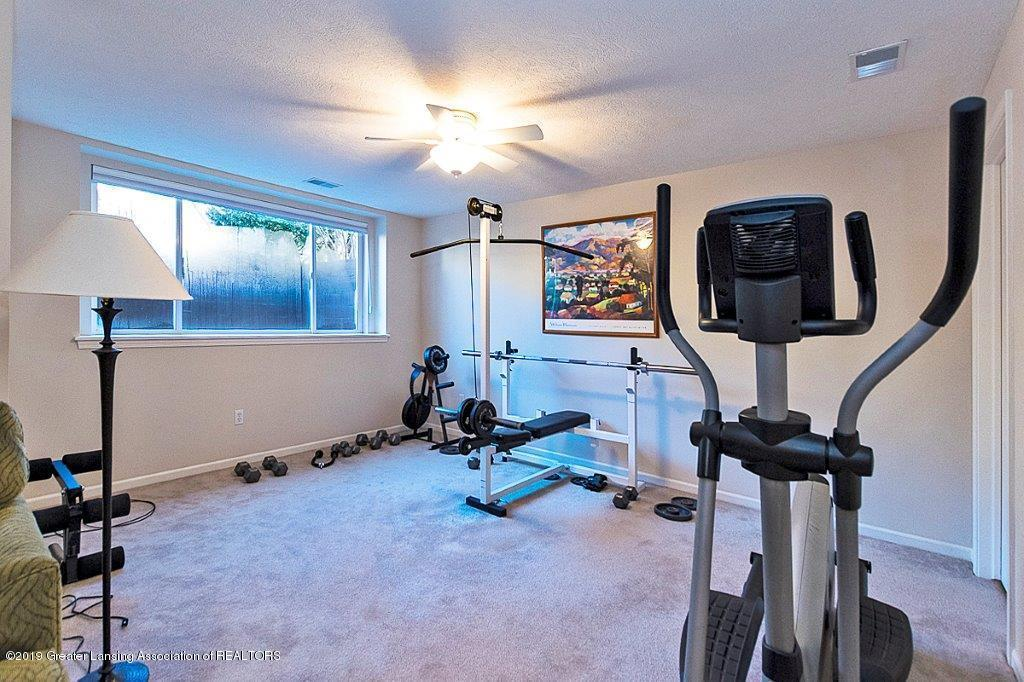 5895 Coleman Rd - 5895 Coleman Rd Exercise Room in lower l - 8
