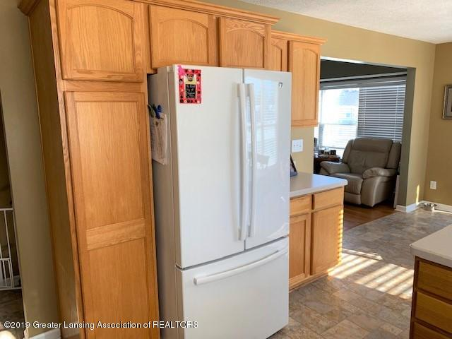 1102 Kelcrasta Dr - Kitchen view fridge view - 13