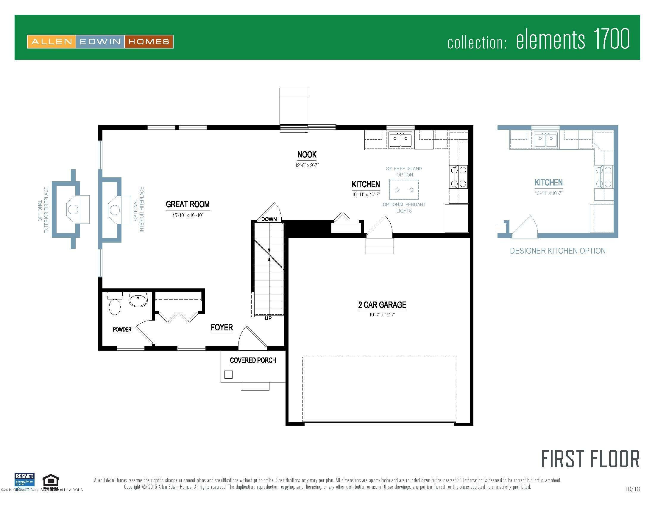 1013 Chesham - Elements 1700 V8.0a First Floor - 2