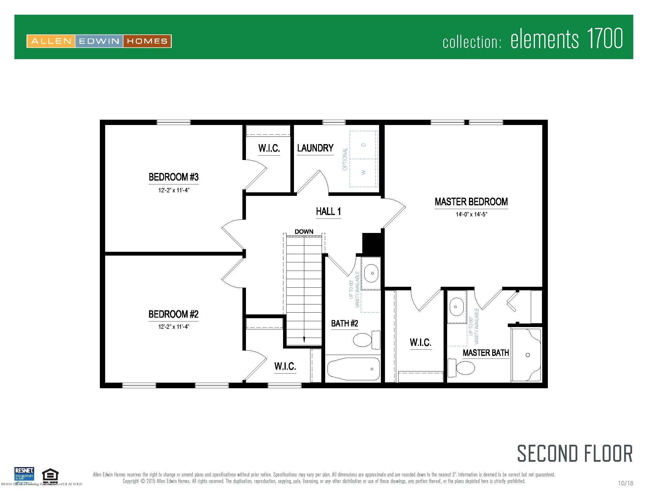 1013 Chesham - Elements 1700 V8.0a Second Floor - 3