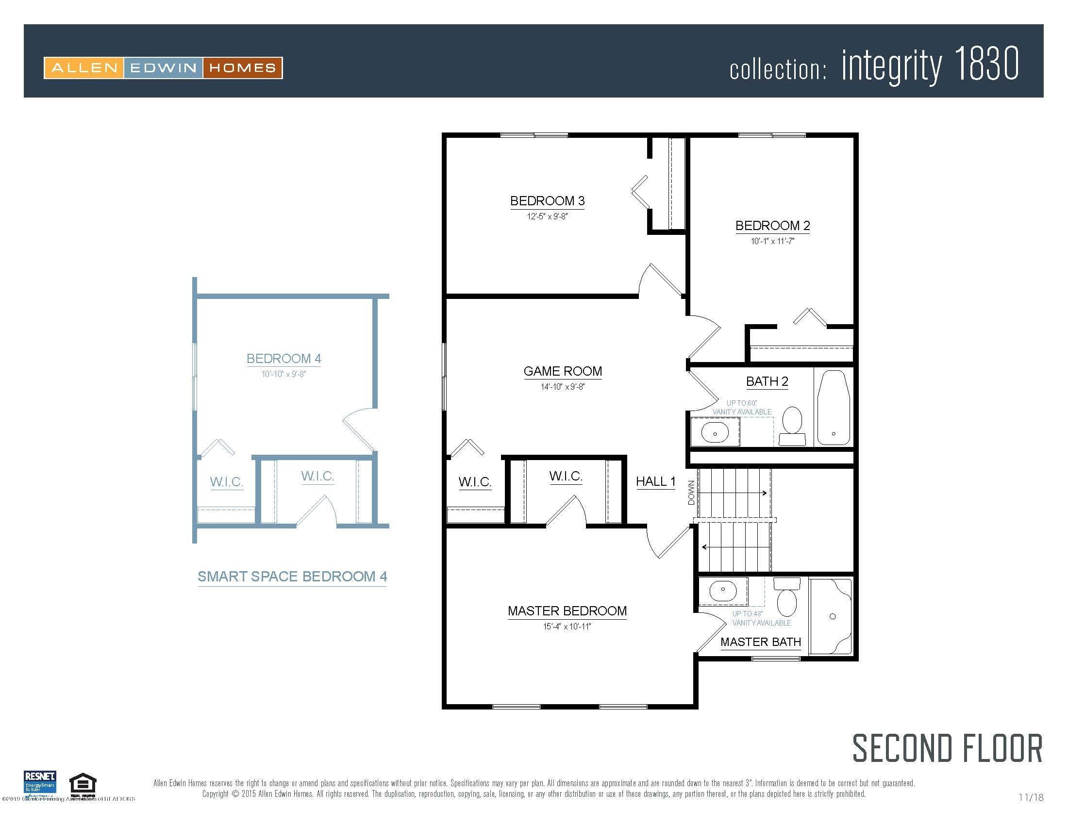 1125 River Oaks Dr - Integrity 1830 V8.0a Second Floor - 4