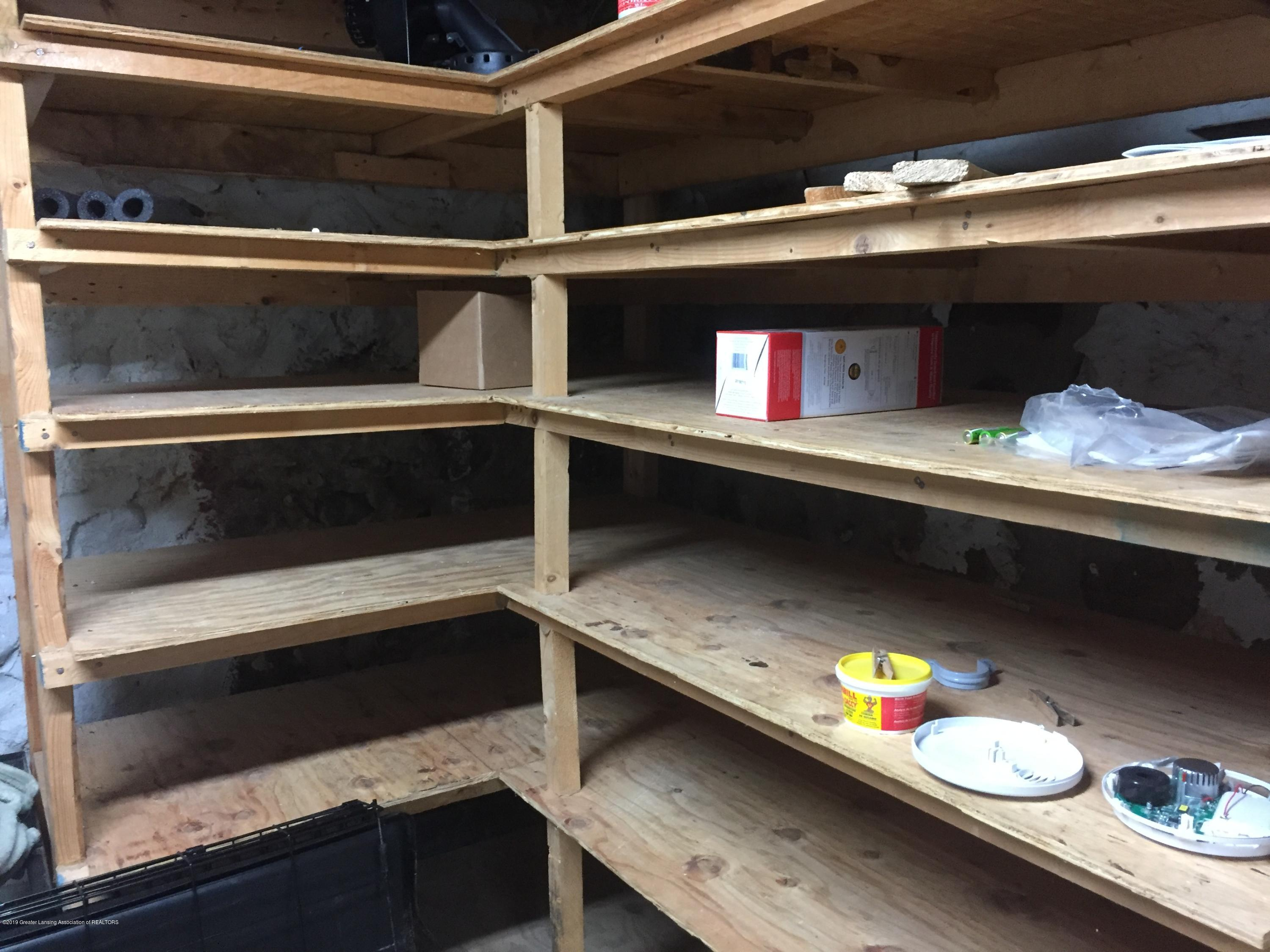 230 Washington St - Basement storage - 39