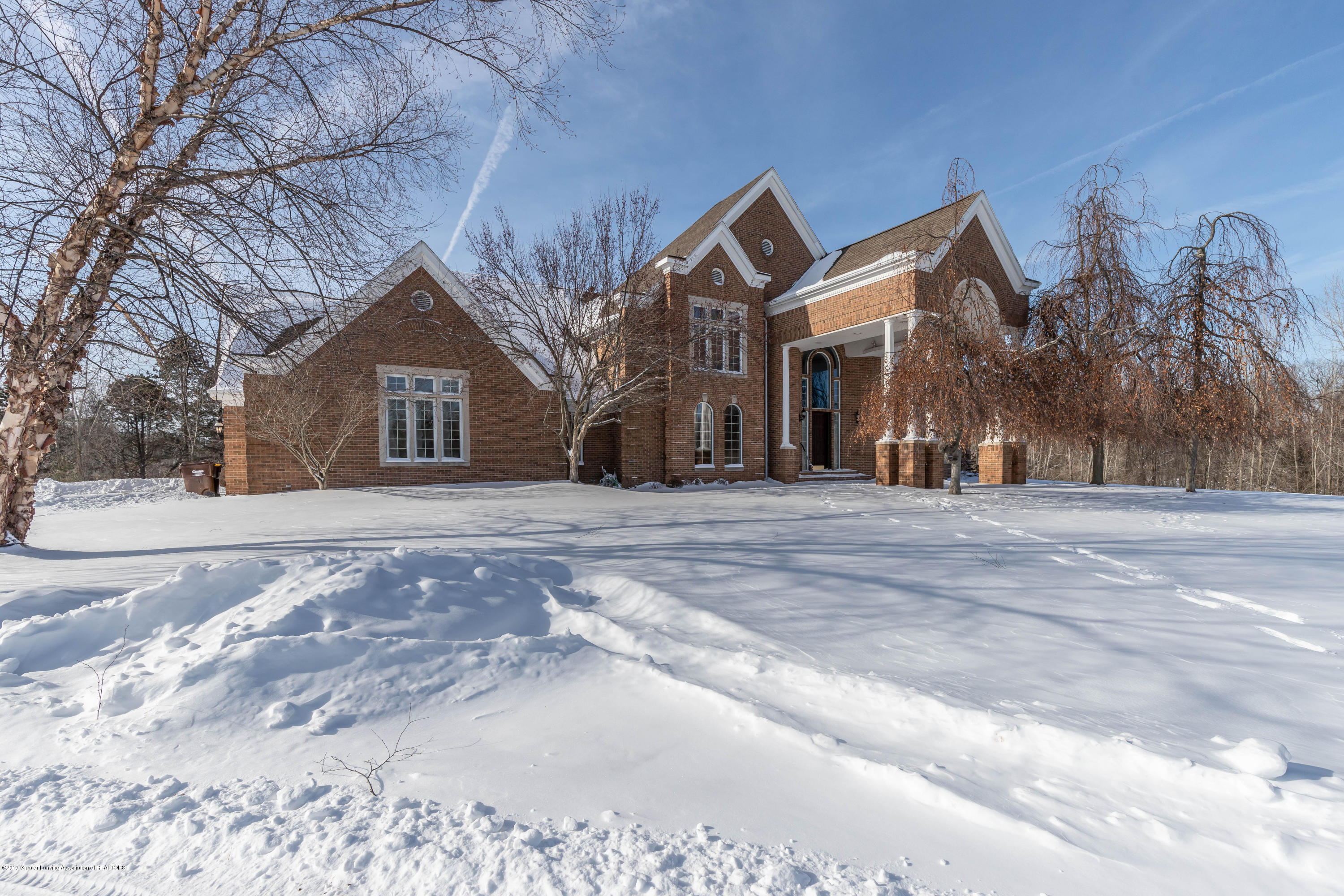 1325 N Waverly Rd - Front - 1
