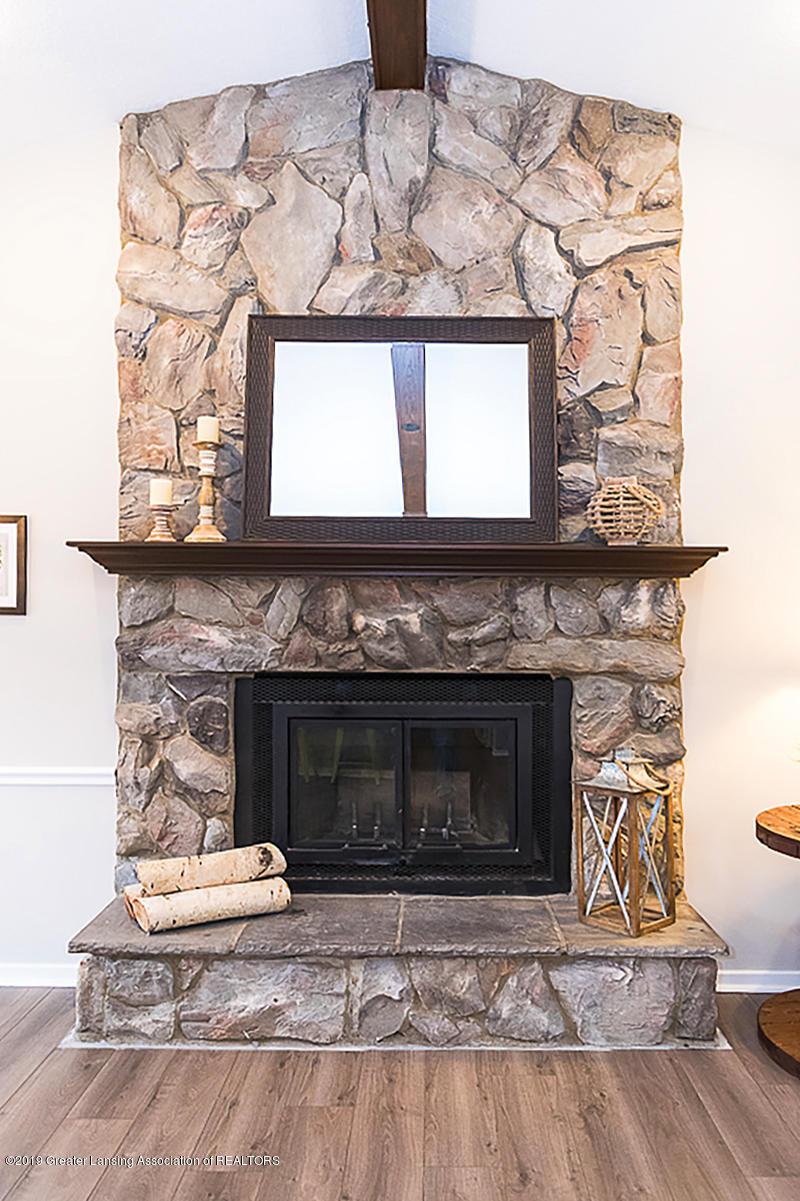 1848 W Clark Rd - Fireplace - 9
