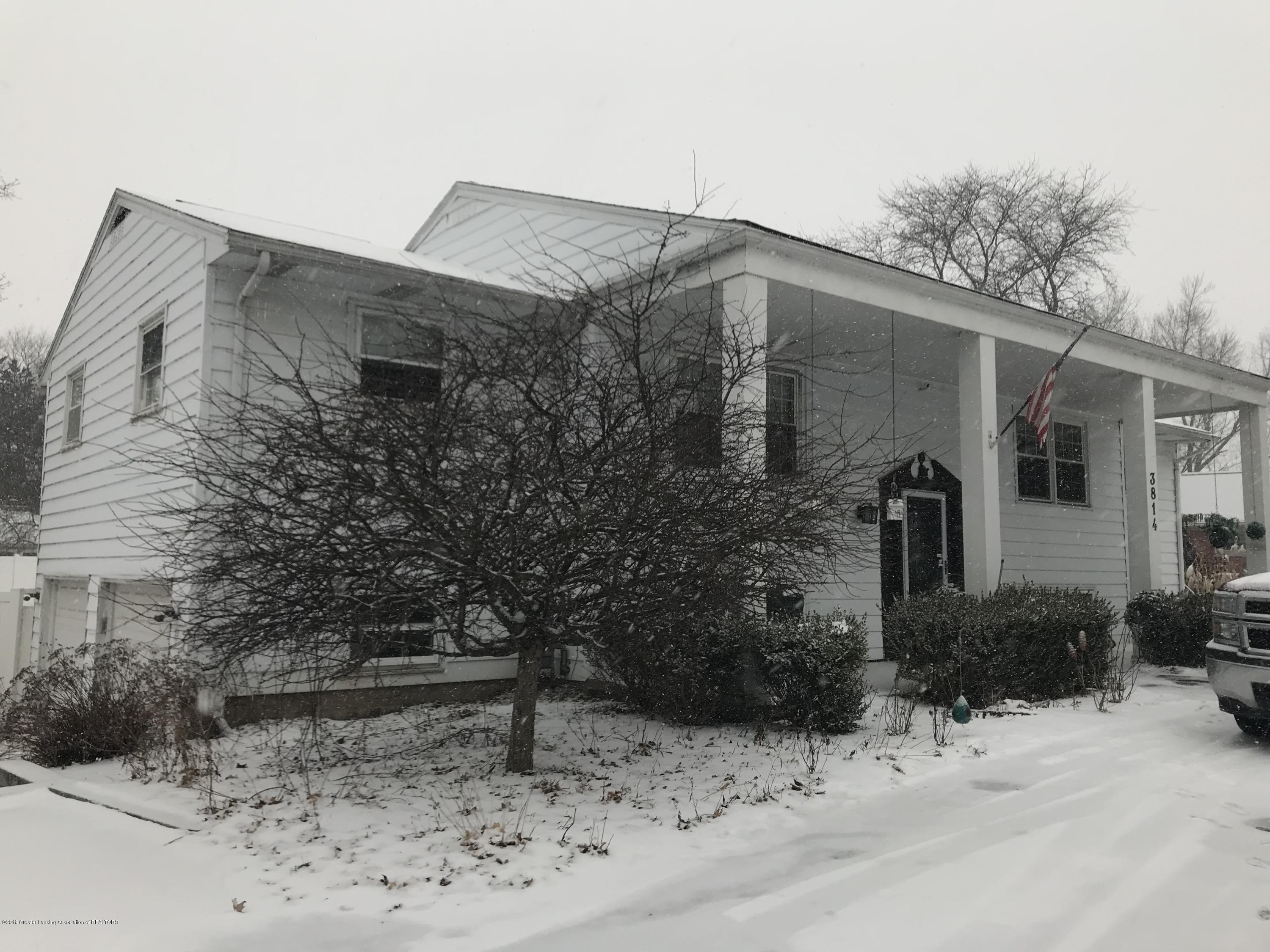 3814 Waverly Hills Rd - Front - 1