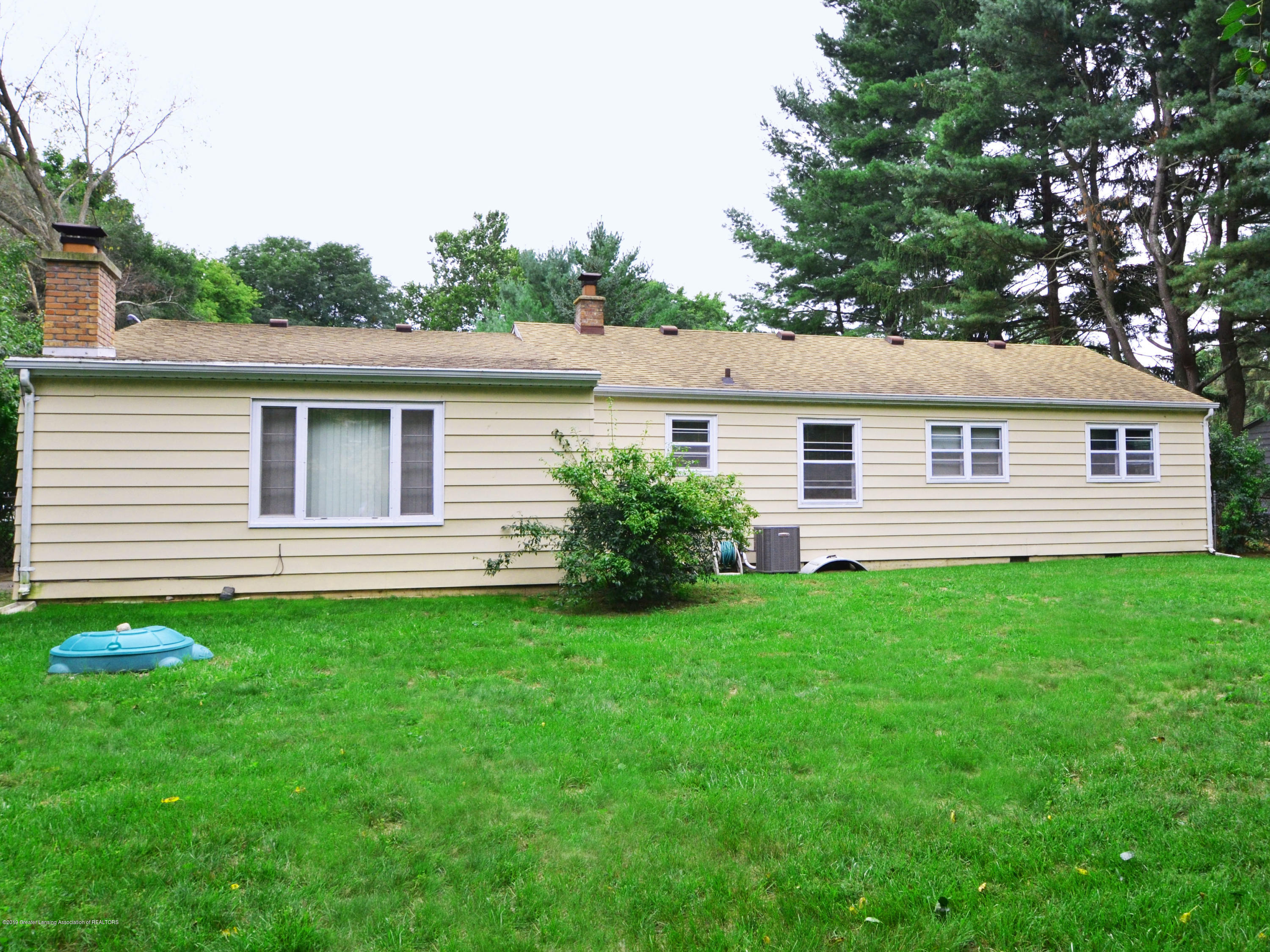 2758 Eastway Dr - 15Back View Summer - 15