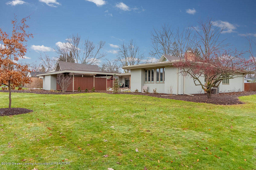 1721 Hitching Post Rd - Side view - 2
