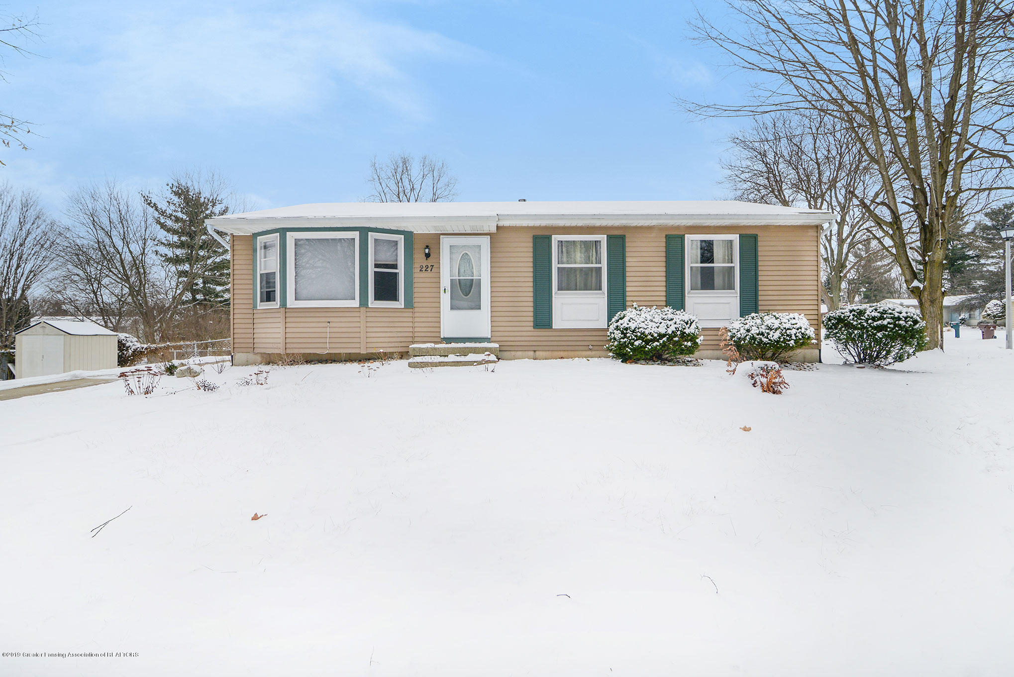 227 Tinley Dr - Front - 1