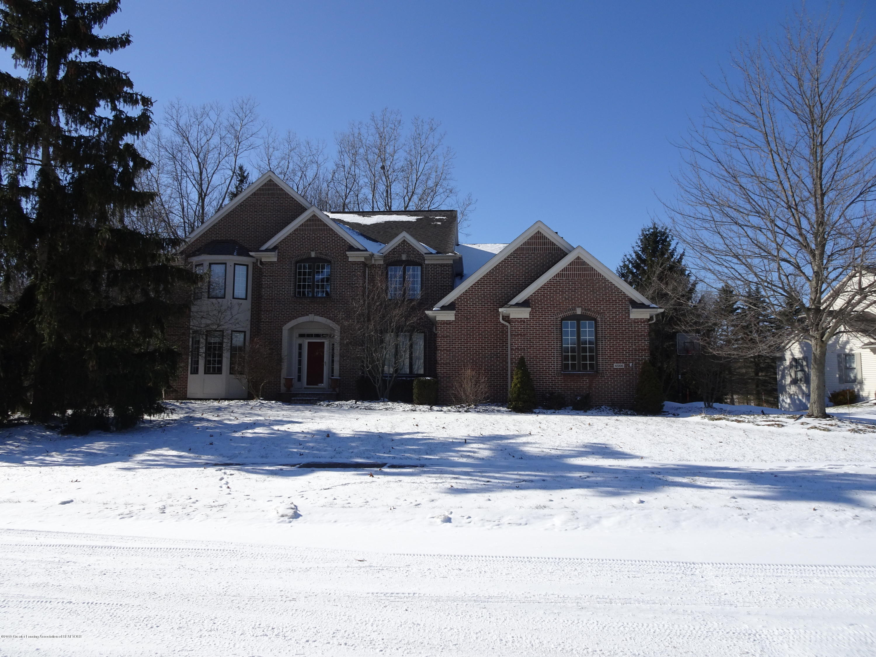 4566 Mistywood Dr - Front - 1