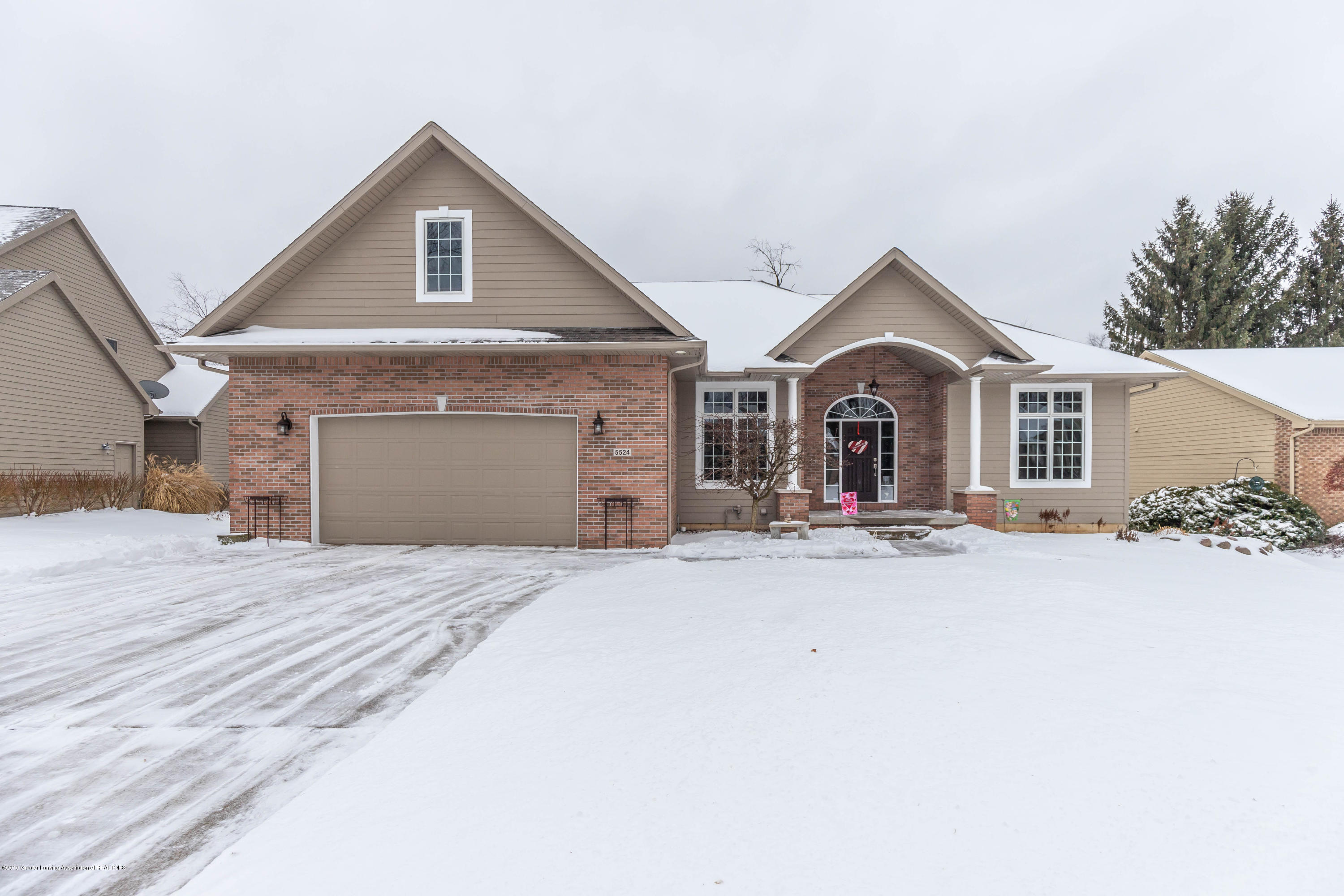 5524 Silverleaf Ct - Exterior Front - 1